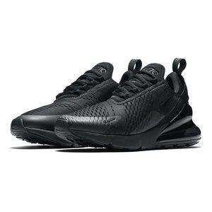 Nike Air Max 270 Men Running Shoes Triple Black